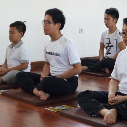 Is meditation useful for teens and young adults?